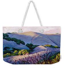 Blue Hills Weekender Tote Bag