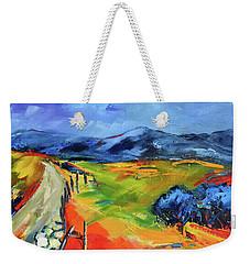 Blue Hills By Elise Palmigiani Weekender Tote Bag
