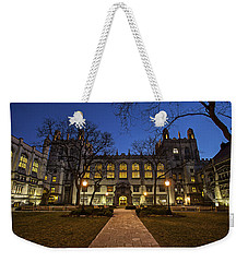 Blue Hour Harper Weekender Tote Bag by CJ Schmit