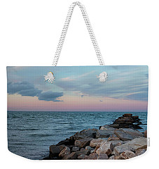 Blue Hour Martha's Vineyard Weekender Tote Bag