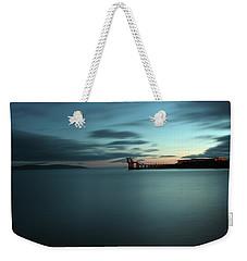 Blue Hour Salthill Weekender Tote Bag