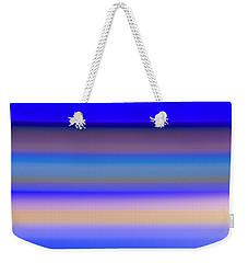 Blue Hour Weekender Tote Bag