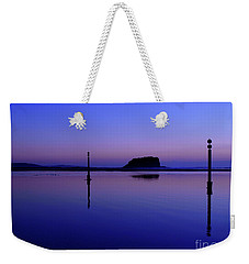 Blue Hour Weekender Tote Bag