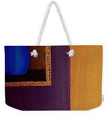 Blue Jug Weekender Tote Bag