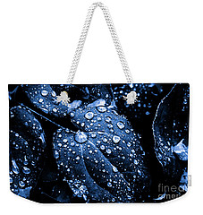 Blue Knight Weekender Tote Bag