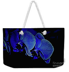 Blue Light Weekender Tote Bag