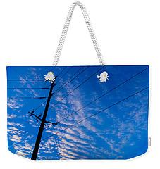 Blue Magoo Weekender Tote Bag
