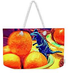 Blue Meanie Weekender Tote Bag