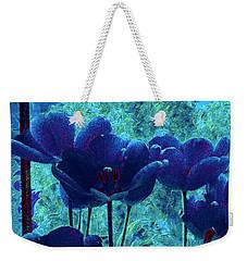 Blue Mood Weekender Tote Bag