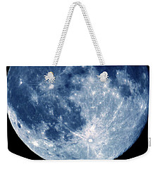 Blue Moon 7-31-15 Weekender Tote Bag