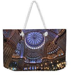 Blue Mosque Weekender Tote Bag