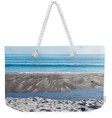 Blue Ocean Weekender Tote Bag