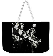 Blue Oyster Cult - Cow Palace 12-31-79 Weekender Tote Bag