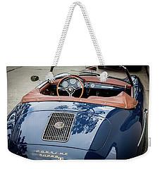 Blue Porche 356 Weekender Tote Bag