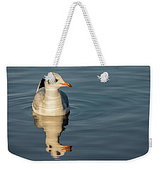 Blue Reflection  Weekender Tote Bag