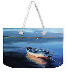 Blue Refuge Weekender Tote Bag