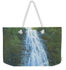 Blue Ridge Falls Weekender Tote Bag