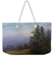 Blue Ridge Memory Weekender Tote Bag by Kathleen McDermott