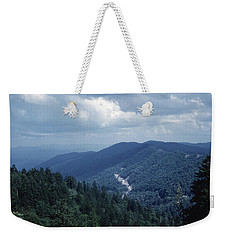 Blue Ridge Mountains 2 Weekender Tote Bag