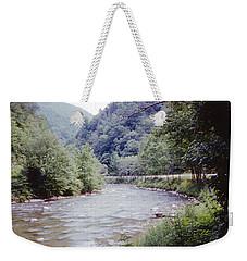 Blue Ridge Mountains 8 Weekender Tote Bag