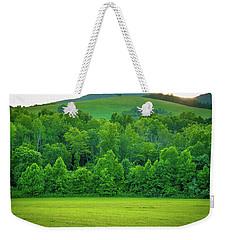 Blue Ridge Mountains Virginia   Weekender Tote Bag