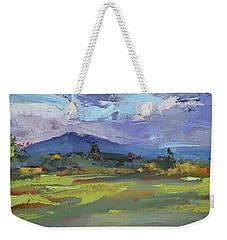 Blue Ridge Parkway Lookout Weekender Tote Bag