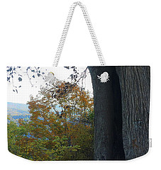 Blue Ridge Parkway Tree Weekender Tote Bag
