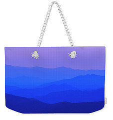 Blue Ridge Spring 08 Weekender Tote Bag by Kevin Blackburn