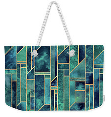 Blue Skies Weekender Tote Bag