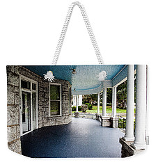 Blue Sky Above Weekender Tote Bag