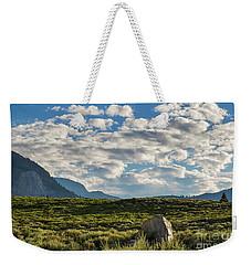 Blue Sky Monmouth  Weekender Tote Bag