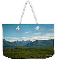 Blue Sky Mountians Weekender Tote Bag