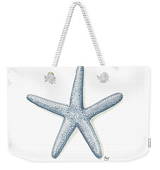 Blue Starfish Weekender Tote Bag