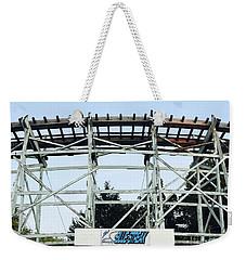 Blue Streak Weekender Tote Bag
