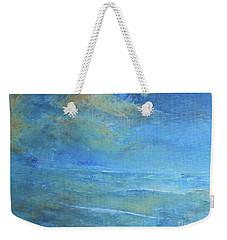 Blue Sunset Weekender Tote Bag by Jane See