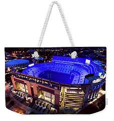 Blue Tiger Stadium Weekender Tote Bag