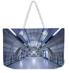 Blue Tomorrow Weekender Tote Bag