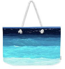 Blue Tones Of Ionian Sea Weekender Tote Bag