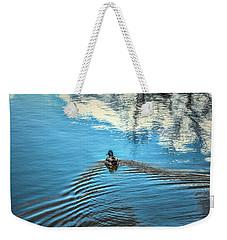 Blue Waters #g0 Weekender Tote Bag by Leif Sohlman
