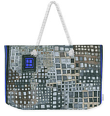 Blue Blue Windows Weekender Tote Bag