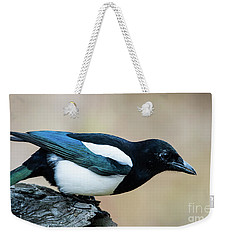 Blue Wings Weekender Tote Bag by Torbjorn Swenelius