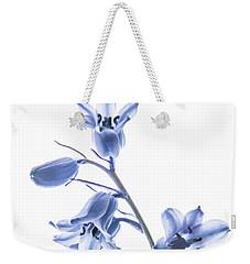 Bluebell Stem Weekender Tote Bag