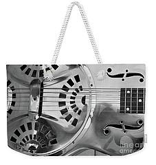 Blues Ala Carte Weekender Tote Bag by John S