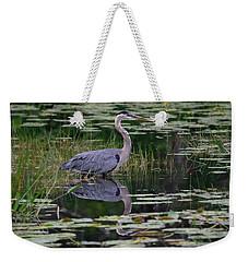 Blue's Image- Great Blue Heron Weekender Tote Bag
