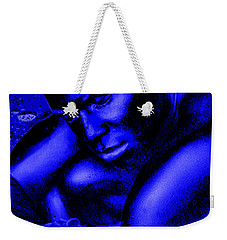 Blues Weekender Tote Bag
