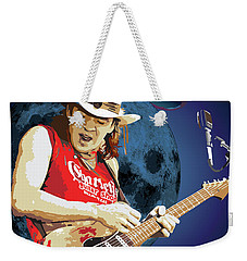 Bluesman Weekender Tote Bag by Gary Grayson