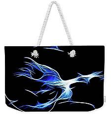 Bluesman Weekender Tote Bag