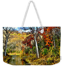 Bluff Country Weekender Tote Bag