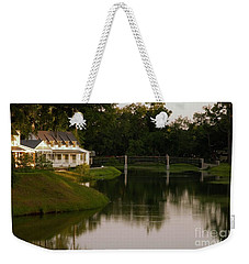 Bluffton South Carolina Weekender Tote Bag by Bob Pardue