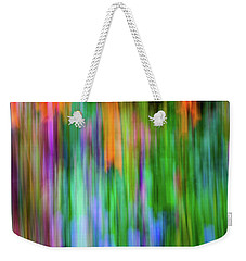 Blurred #1 Weekender Tote Bag